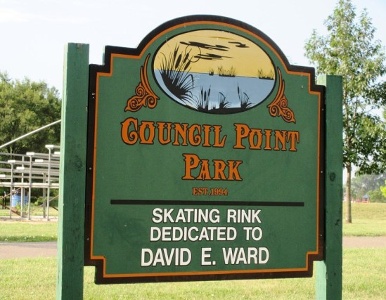 dedication to dave ward