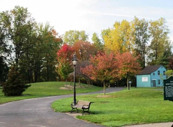 colors village
