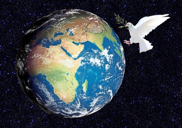 earth and dove