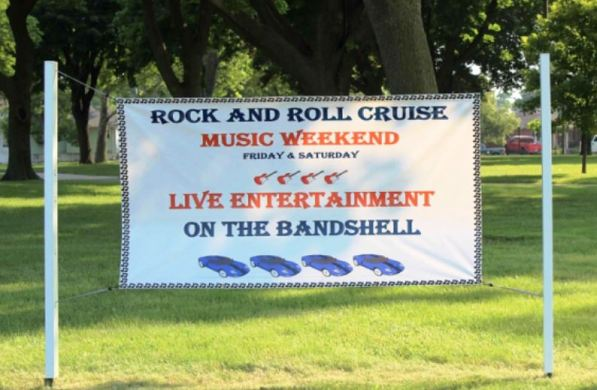 ROCK AND ROLL IN THE PARK