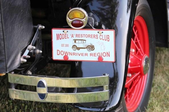 Model A Restorers Club