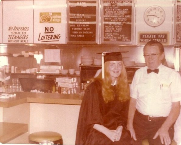 linda and erdie on graduation day