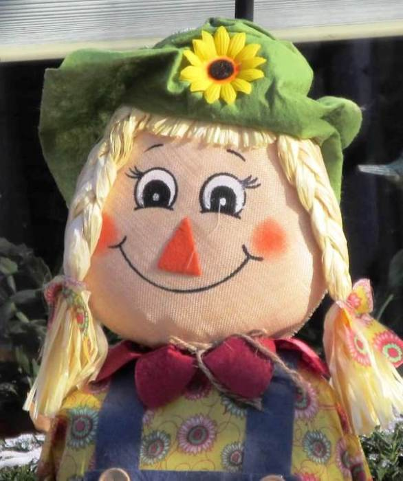 scarecrow croppped