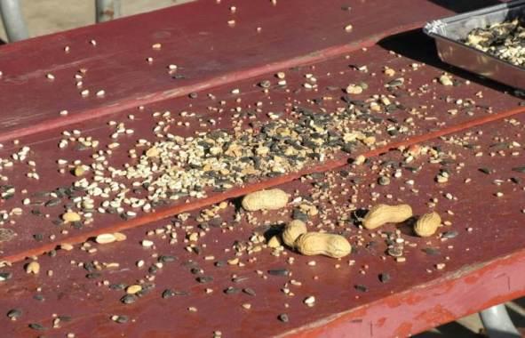 1 food add peanuts