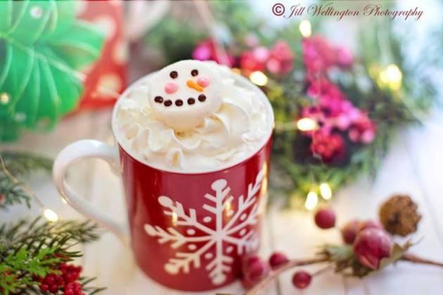 mug one snowman